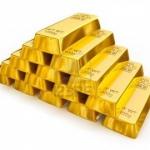 Банк России в 2018 году установил новый рекорд по закупкам золота