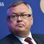 Глава ВТБкатегоричеки опроверг связь банка спроектами Трампа