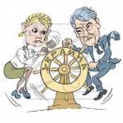 Ющенко обвиняет Тимошенко в финансовых махинациях