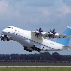 Украина надеется завоевать мировой авиарынок с помощью самолета Ан-70