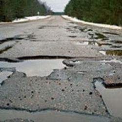 Строительство дорог в Украине обходится в 2,5 раза дешевле, чем в ЕС