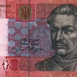 В Украине доллар вновь достиг отметки в 10 гривен