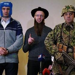 Теперь в Киеве тюрьма за поездку в Крым или ведение бизнеса с Крымом - СССР отдыхает!