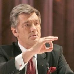 Ющенко обещает подписать все законы, необходимые для сотрудничества с МВФ