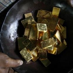 Единственное в Украине золотодобывающее предприятие объявлено банкротом