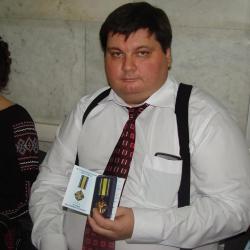 Лупоносов Олексій Володимирович був нагороджений ювілейною медаллю 25 років незалежності України