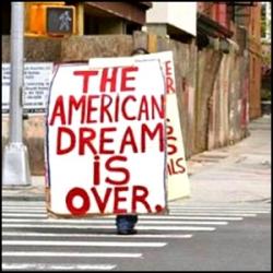 Банкиры США выявили, что  у 63% взрослых жителей США нет сбережений даже в размере одной зарплаты !