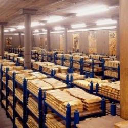 Германия хочет, но не может вернуть своё золото из США