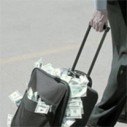 Кассир сбежала из банка, прихватив 11 с половиной миллионов
