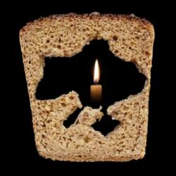 Судя по потреблению хлеба в Украине осталось не более 30 миллионов жителей