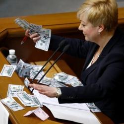 Гонтарева может сбежать в Москву — эксперт