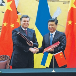 Китайский кредит Януковича проезжает мимо Киева, реформировать энергосистему Украина, будет на собственные средства