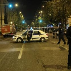В Афинах неизвестные взорвали банк