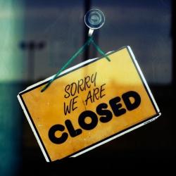 Украинские банки закрыли почти 200 отделений