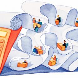 Обнародование результатов работы банков каждый месяц в цифрах - почему не ежедневно?