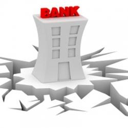 Банковский кризис в России распространяется и на крупные банки