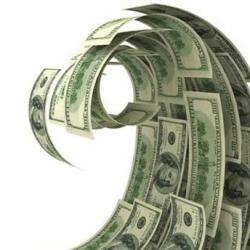 На черном рынке курс доллара стремительно идет вверх