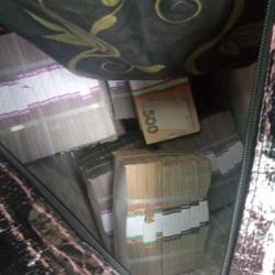 В Чернигове при ликвидации конвертцентра изъяли более 1,5 млн долларов и золото Луценко
