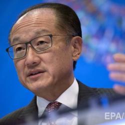 В Украину приехал президент Всемирного банка