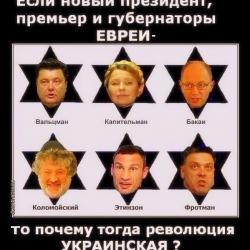 В 5 областях Украины создадут еврейскую республику, а Украину превратят в «малый Израиль»