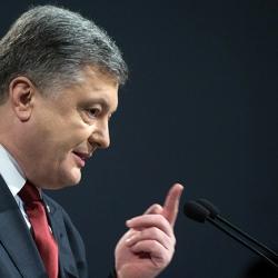 Порошенко озвучил условия возобновления закупок газа у России