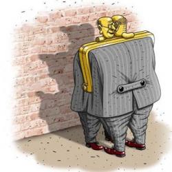 """Всемирный банк подсчитал долю """"кумовского бизнеса"""" в Украине"""