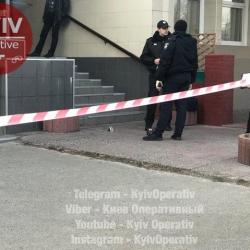 В Киеве взорвали отделение банка: фото и видео c места событий
