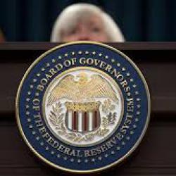 ФРССШАповысила базовую процентную ставку на25б.п., до2-2,25%