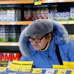 В Украине борщ без мяса подорожал почти на 50%, а цены на продукты питания выросли почти на 80%