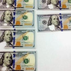 В Виннице мужчина принес в банк погрызенные мышами доллары: фото