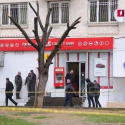 В Тбилиси ограбили банк сразу же после его открытия