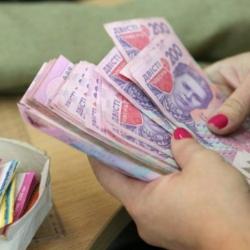 Средняя заработная плата в Украине в марте 2013 года