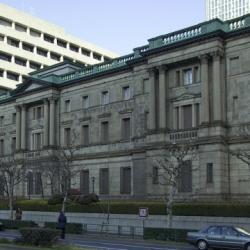 Банк Японии рекордно нарастил активы