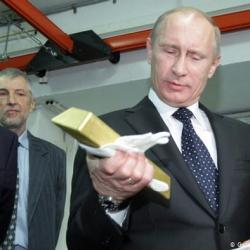 Путин оказался прав, сделав ставку на золото