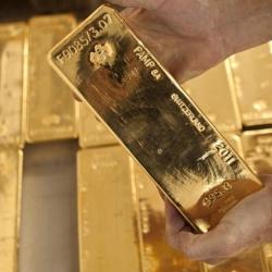 В американском банке обнаружили поддельное швейцарское золото.