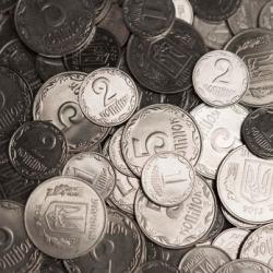 Монеты номиналом 1, 2 и 5 копеек можно будет без ограничений менять в любом банке в течение года – НБУ