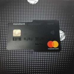 monobank объявил о начале выпуска платиновых карт без номера и потролил Альфа-Банк