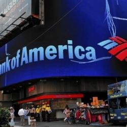 Bank of America вводит нулевую комиссию по операциям с валютой, акциями ETF и опционами