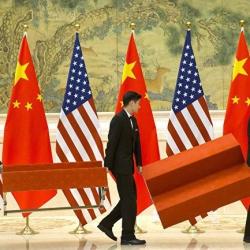 США и Китай — на разных полюсах?