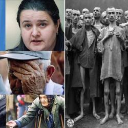 Бюджетный Освенцим! Минимальная пенсия 1769 ГРН., а прожиточный минимум 2270 ГРН. Как выжить?
