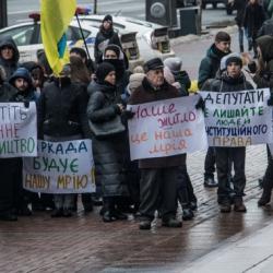 """Инвесторы банка """"Аркада"""" требуют от Кличко не препятствовать строительству жилья для 13 тыс. семей"""