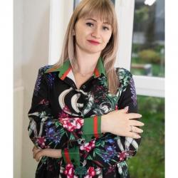 Марина Корниенко - образец сильной украинской женщины и любящей матери