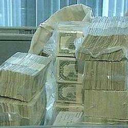 Банки разбогатели на народном горе...