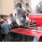 Взорван автомобиль руководителя «Комитета Диктатуры пострадавших вкладчиков (фоторепортаж)