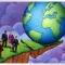 Оттащить развивающийся мир от края пропасти