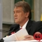 Ющенко пророчит падение ВВП на 14% и считает - из кредита МВФ нельзя финансировать дефицит бюджета