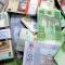 Банк выдал более миллиона фальшивых гривен