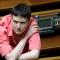 Савченко предложила отменить экономические санкции против России