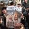 Пенсионеры Украины против политики Премьер-министра. Юлии Тимошенко не выполняет решение ВР о повышении социальных стандартов, в частности - повышения пенсий
