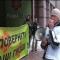 Акция простеста: Вкладчики банка «Надра» : «Мы не просим чужого! Мы хотим забрать свое!